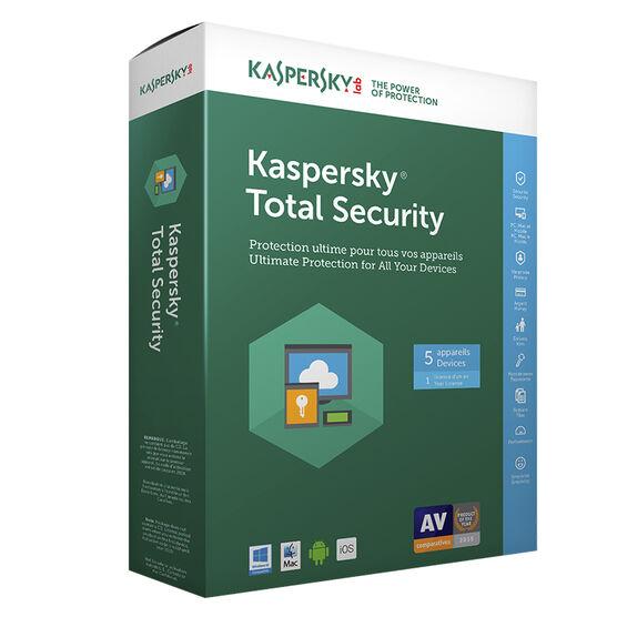 KASPERSKY TOTAL SEC 2017     8136020