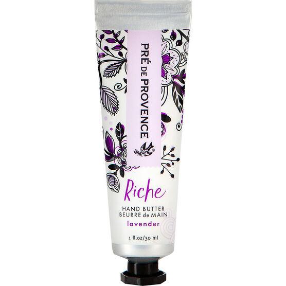 Pre De Provence Riche Hand Butter - Lavender - 30ml