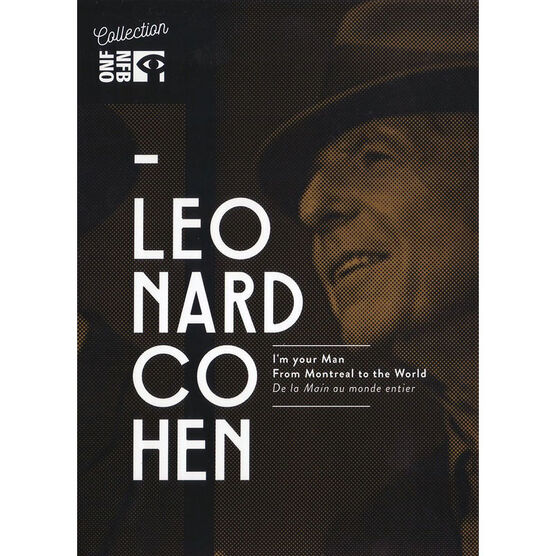 Leonard Cohen - I'm Your Man - DVD Combo