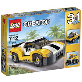Lego Creator - Fast Car