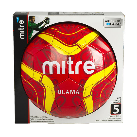 Mitre Soccer Ball - Assorted