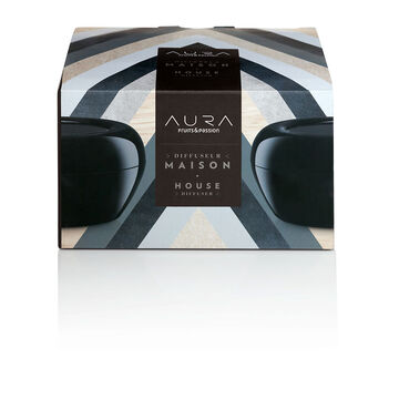 Fruit & Passion Aura House Diffusion System - Black