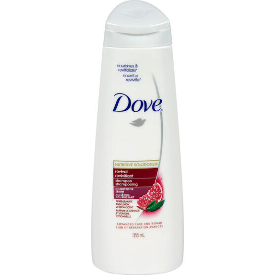 Dove Nutritive Solutions Revival Shampoo - 355ml