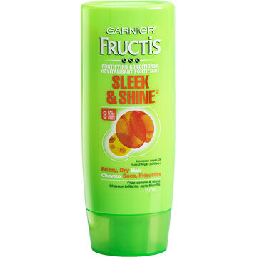 Fructis Sleek & Shine Conditioner - 89ml