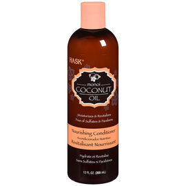 Hask Monoi Coconut Oil Nourishing Conditioner - 355ml