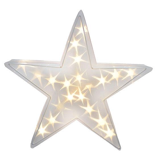Danson PVC LED Star - 17in - 20 lights - X99134