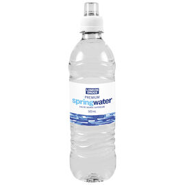 London Drugs Premium Spring Water with Sport Cap - 500ml