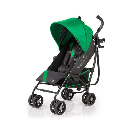Summer Infant 3D-one Convenience Stroller - Brilliant Green - 21803