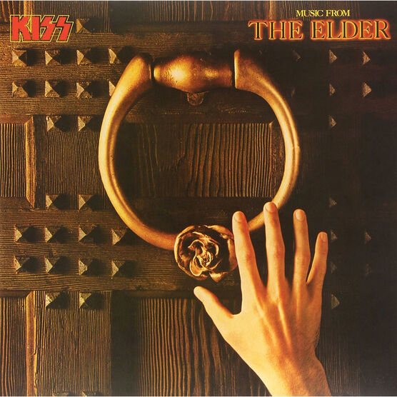 Kiss - Music From the Elder (Remastered) - Vinyl