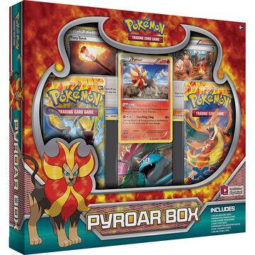 Pokémon Pyroar Box