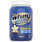 100% Whey Protein Powder - Vanilla - 908g