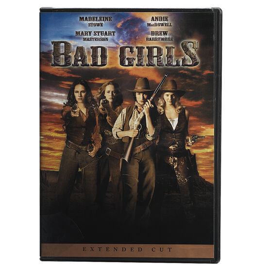 Bad Girls (1994) - DVD