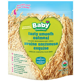Baby Gourmet Cereal - Tasty Smooth Oatmeal - 227g