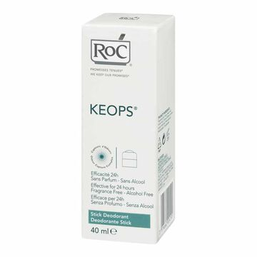 RoC Keops Deodorant Stick - 40ml