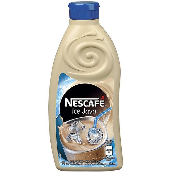 Nescafe Ice Beverage - Java Cappuccino - 470ml