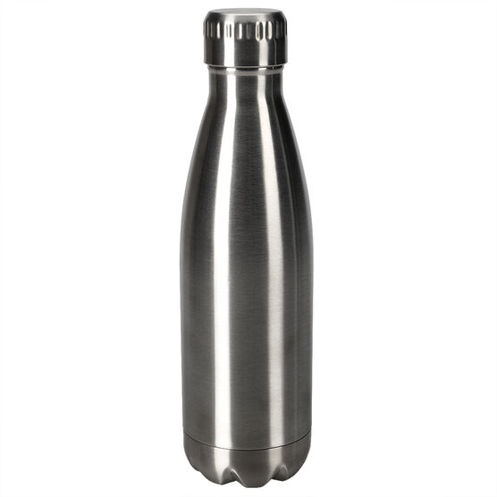 London Drugs Double Wall Bottle - Stainless Steel - 490ml