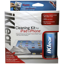 iKlear Travel Cleaning Kit For iPhone & iPad - 2 oz. - IK-IPAD