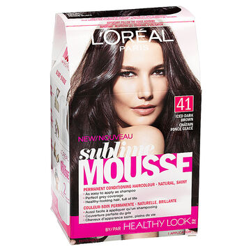 L'Oreal Healthy Look Sublime Mousse Permanent Conditioning Haircolour