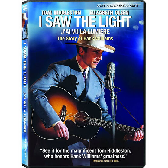 I Saw The Light: The Story of Hank Williams - DVD
