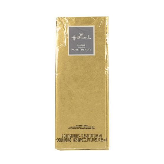 Hallmark Gold Tissue Paper - Elegant Golds - 0199XW 1038