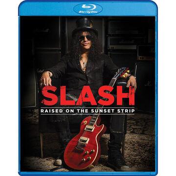 Slash - Raised on the Sunset Strip - Blu-ray