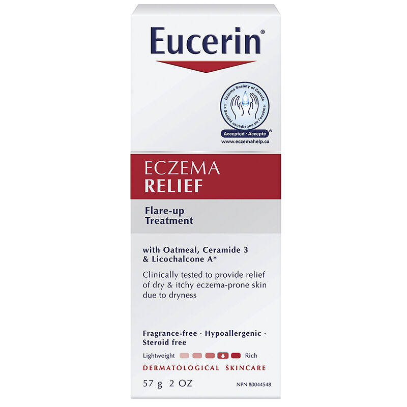 eczema skin lesions