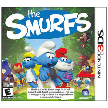 3DS: The Smurfs