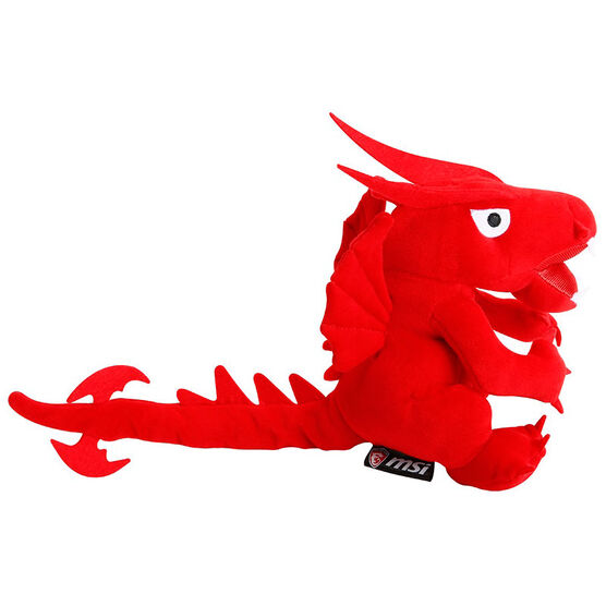 MSI Mascot Dragon Plush