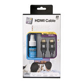 Monster Just Hook It Up Kit with HDMI Cable and ScreenClean - JHIUCLNHDMI6EU