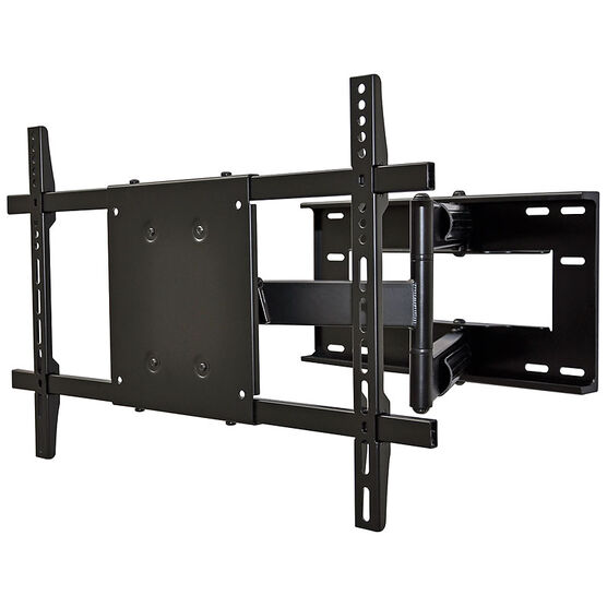 "Evermount Full Motion Wall Bracket for 42"" - 60"" Panels - Black - EMPLAB2"