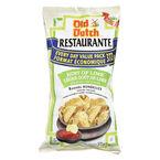 Old Dutch Restaurante Tortilla Chips - Hint of Lime & Sea Salt - 372g