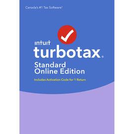 TurboTax Standard Online 2016 - 1 Return - Bilingual
