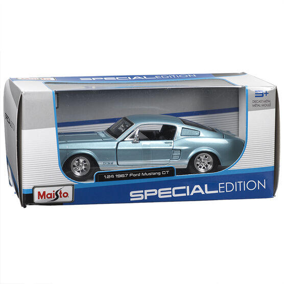 Maisto 1967 Ford Mustang GT - Assorted
