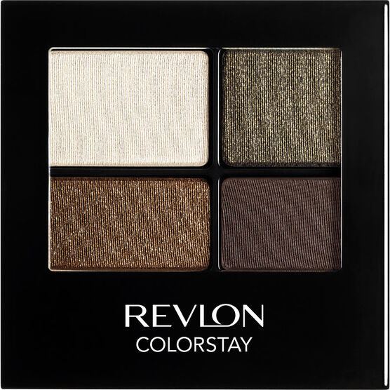 Revlon ColorStay 16 Hour Eye Shadow Quad - Adventurous
