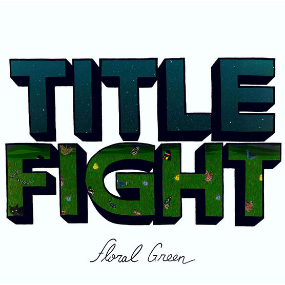Title Fight - Floral Green - Vinyl