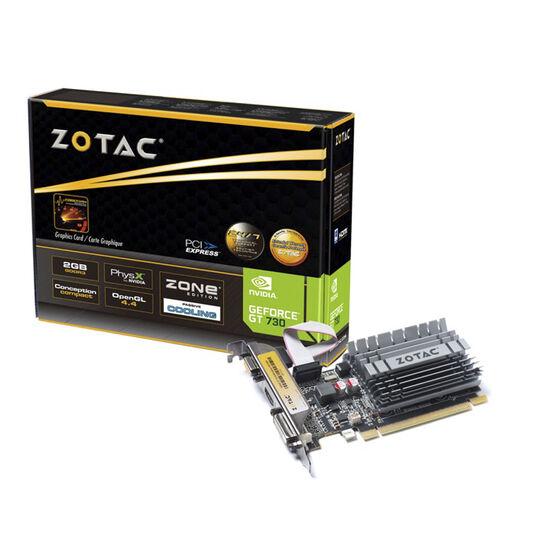 ZOTAC GeForce GT 730 Graphics Card - 2GB - ZT-71113-20H