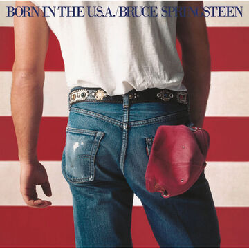 Bruce Springsteen - Born In The U.S.A. - CD