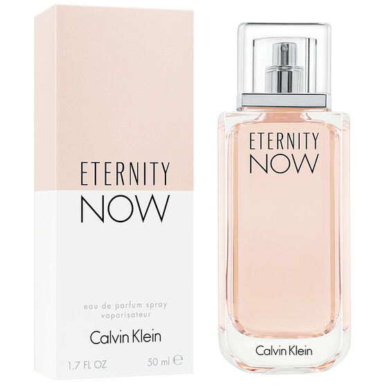 Calvin Klein Eternity Now for Women Eau de Parfum Spray - 50ml