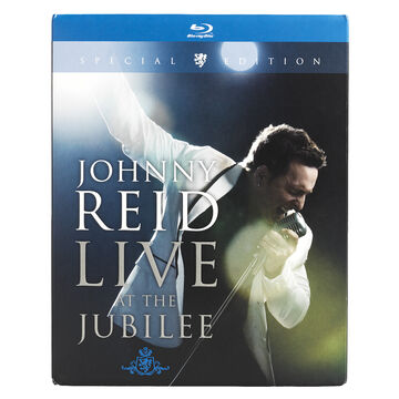 Johnny Reid: Live at the Jubilee - Blu-ray Disc