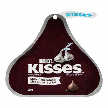 Hershey's Kisses Milk Chocolate - 200g