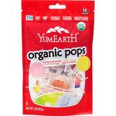 Yum Earth Organics - Organic Pops - 85g