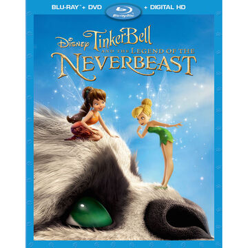 Tinker Bell and the Legend of the NeverBeast - Blu-ray Combo