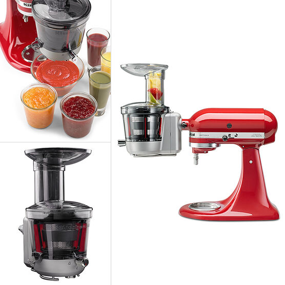 KitchenAid Juicer Attachment - Stainless Steel - KSM1JA