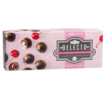 Ganong Delecto Maraschino Cherries - 300g