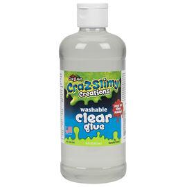 Cra-Z-Slimy Glue - Clear - 16oz