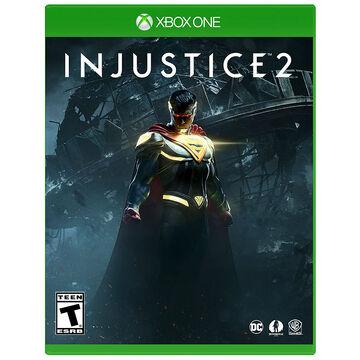 PRE-ORDER: Xbox One Injustice 2