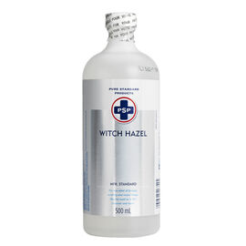 PSP Distilled Witch Hazel - 500ml