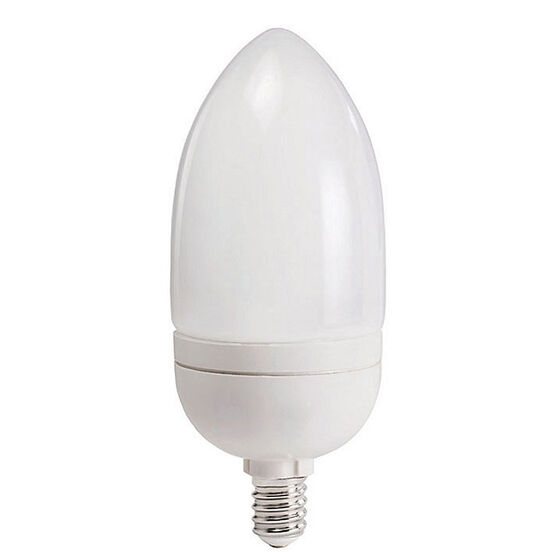Philips Chandelier CFL Bulb - Soft White - 9w/3 pack - 235770