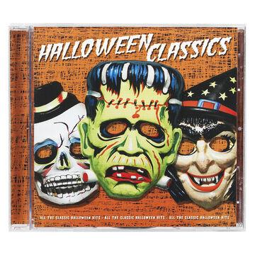 Various Artists - Halloween Classics - CD