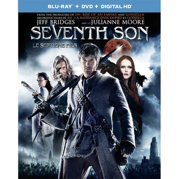 Seventh Son - Blu-ray + DVD + Digital HD